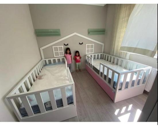 İki yataklı montessori